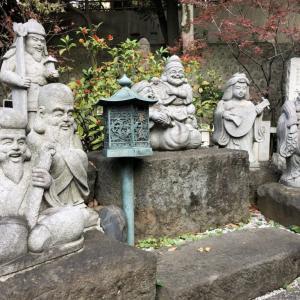 【夢中図書館】江戸で最初!回る順序でご利益が変わる「元祖山手七福神めぐり」