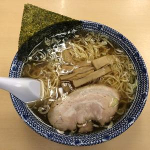 【夢中図書館】「麺家大勝軒」!銀座でやさしい醤油ラーメンはいかが?