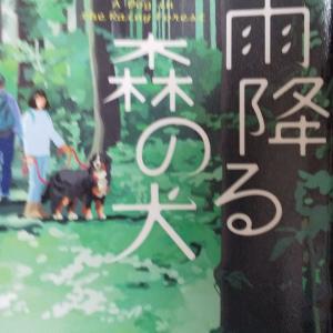 馳星周さん 雨降る森の犬 を読みました。