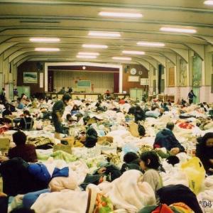 16年前・・・。中越大震災