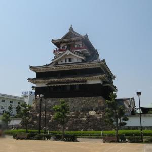 なごやんの旅日記(42)車窓の城⑨清洲城