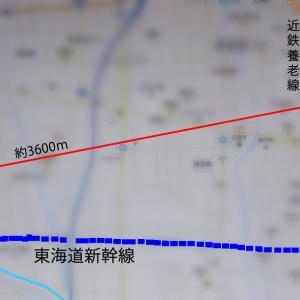 なごやんの旅日記(53)車窓の城⑰大垣城