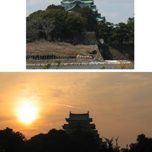 なごやんの旅日記(56)車窓の城⑳名古屋城