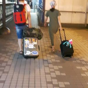 夏休み旅行 式根島へ出発!!