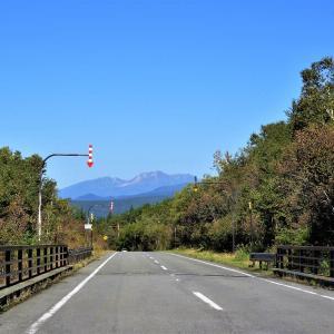 十勝岳連峰あたりドライブ 望岳台からの眺望