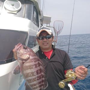 山陰根魚調査 1回戦