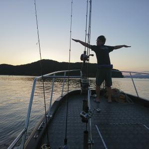 山陰根魚調査 2回戦