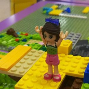 レゴの人がカオス