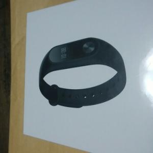 【健康】小米科技(シャオミ:Xiaomi)のmiband2を買った。【その①】