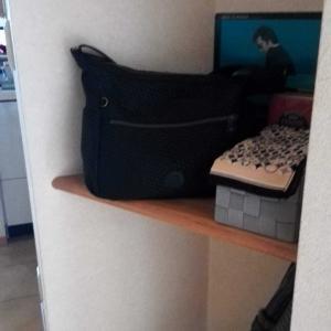 久しぶりのヤフオク出品とバッグの整理