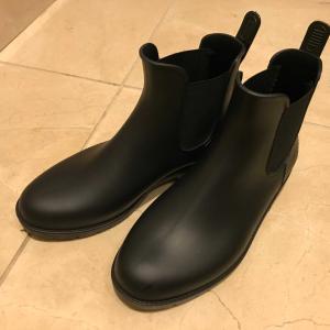 ショートブーツの代わりに買った靴