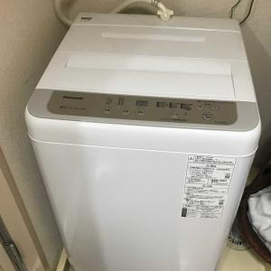 引越し祝いの洗濯機