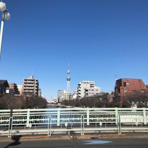 ママチャリ散歩と合羽橋の買い物とプレゼント