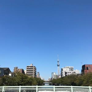 上野公園目指してママチャリ散歩