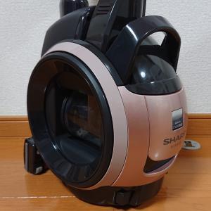 掃除機のおすすめはサイクロン式でシャープ!EC-MS320を購入 口コミまとめ