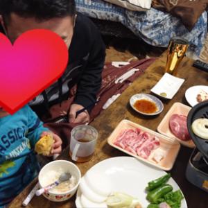 誕生日はおうち焼肉!便利な焼き肉プレート