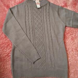 【しまむら購入】700円のニットセーターがすごい!!