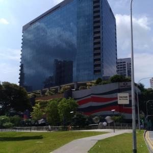 久しぶりのシンガポール