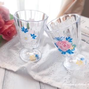 「家飲み」をもっとオシャレに♡自分好みに作る可愛いグラス