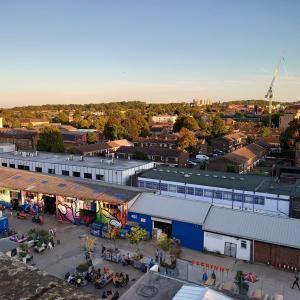 南ロンドンはペッカムで開催されたPeckham Festivalへ