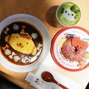 ロンドンの期間限定でサンリオとコラボしているカフェ『Tombo』へ