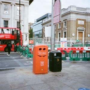 フィルムカメラで撮った写真4本目(ロンドン、ロックダウンの狭間編)