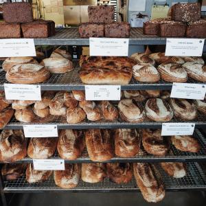 ハックニー(Hackney)はロンドンフィールズ(London Fields)周辺のパン屋さんを食べ比べ