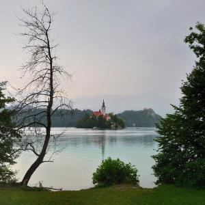 スロベニアの首都リュブリャナとアルプスの瞳と称されるブレッド湖に行ってきました