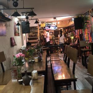 【ブログ】週末は大盛況のカフェ^^