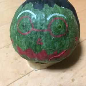 ハロウィンかぼちゃの、その後は