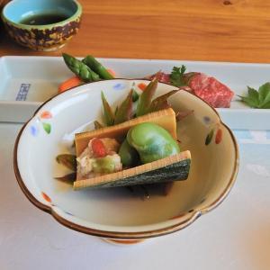 海を望む宿 澄海 (再訪) の 夕食 @ 京丹後市久美浜町湊宮2330