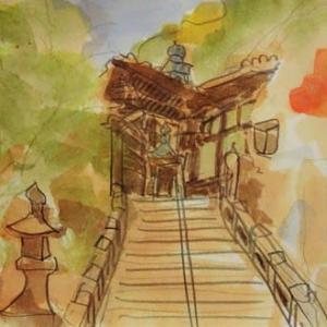 消えゆく神社お寺