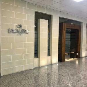 マルタ空港 到着ラウンジ プライオリティパス可 VIP Lounge 小さいけど便利