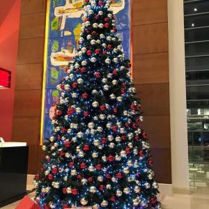 ヒルトンワルシャワ ホテル&コンベンションセンター 宿泊記 クリスマスにはウォッカ