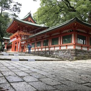 大宮 氷川神社 月参り 10月