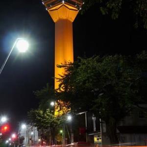 """世界アルツハイマーデー、五稜郭タワーを""""オレンジ""""でライトアップ..."""