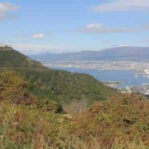 """久々に """"函館山"""" を歩く..."""