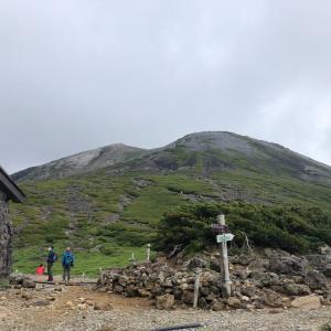 乗鞍岳を登ろう!