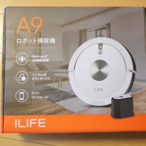 3代目お掃除ロボットiLife A9購入
