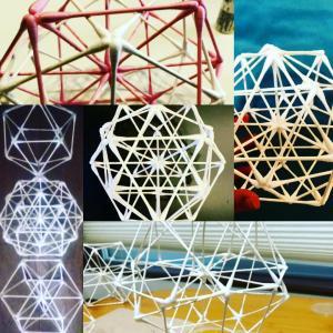 567コロナと調和する神聖幾何学綿棒ワークfrom太宰府