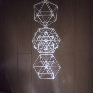 ツインレイのご夫婦と共に♪567神聖幾何学綿棒ワークfrom太宰府