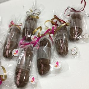 「ショコラフランス」美味しい〜♩