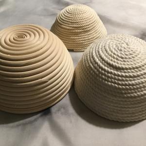 100均ロープ一本で発酵カゴ完成形