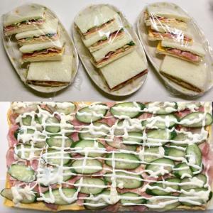 手抜きにも程があると言われたサンドイッチ