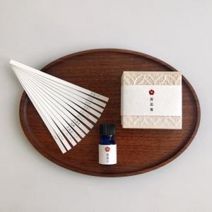 """◉和精油の芳名香""""香りサンプル付きコース""""を始めます。"""