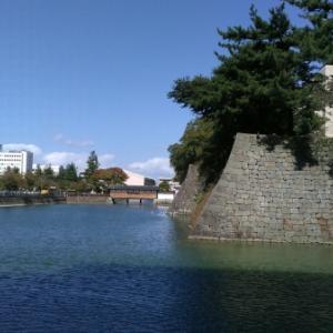 ロコ、続日本100名城攻城~その36「 福井城」(福井県福井市)を行く