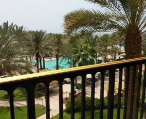 UAE旅行記-13- アブダビからドバイへ。超豪華リゾート「ワン&オンリー・ロイヤルミラージュ」チェックイン。