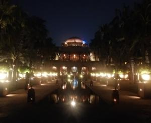 UAE旅行記-16- 「オリエンタル・ハマム」でオスマン帝国外伝のヒュッレム妃気分?