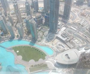UAE旅行記-18- 高さ世界一!天空のレストラン「アトモスフィア」でアフタヌーンティー(前編)