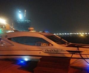 UAE旅行記-20- ドバイ最後の夜は海を越えて「101 Lounge & Bar」へ